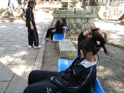 久遠寺へ④.JPG